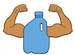 Water Jug Fitness Logo Full Thumbnail