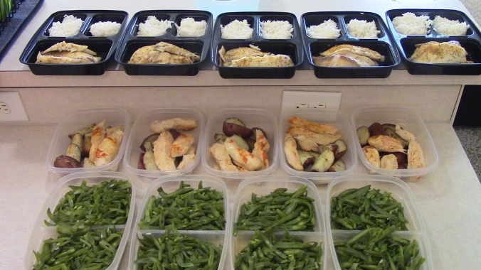Meal Prep Week of Feb. 1st, 2016