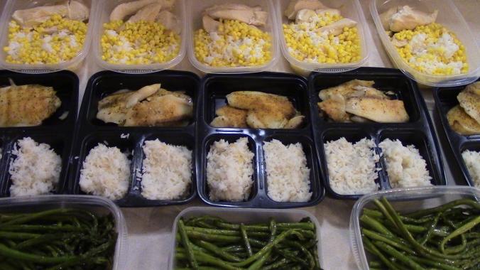Feb 8th. Meal Prep