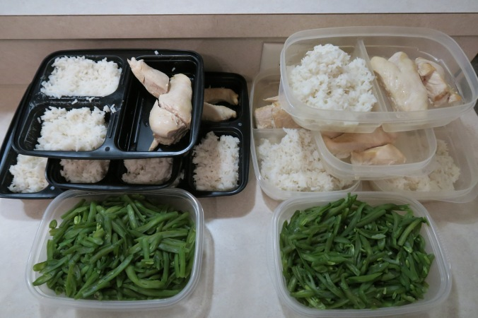 March 7th Meal Prep