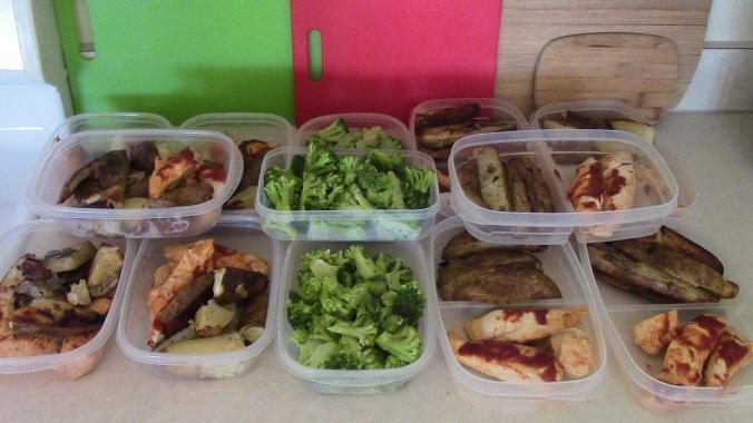 February 29th Meal Prep