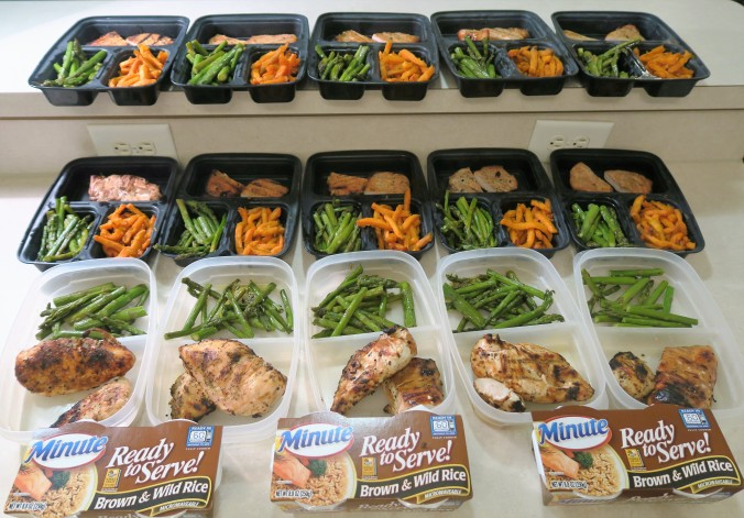 June 20th, 2016 Meal Prep