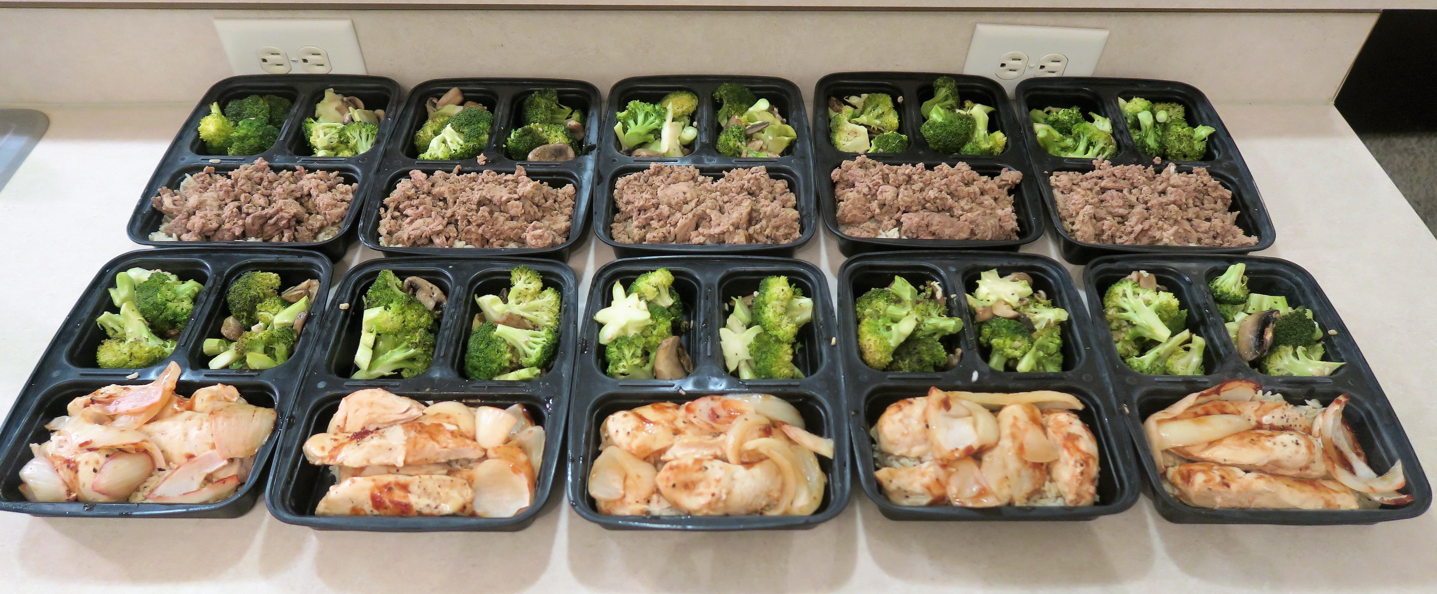 My Weekly Meal Prep 21 |