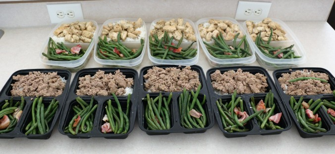 September 26th, 2016 Meal Prep
