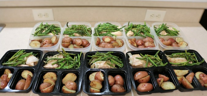 October 17th, 2016 Meal Prep